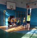 У Новобузькому районі відбулися районні змагання з баскетболу серед школярів