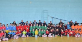 У м.Баштанка Миколаївської області пройшов масштабний дитячий турнір з міні-футболу серед команд ДЮСШ 2008-2009 років народження